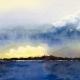 Storm over Skäret