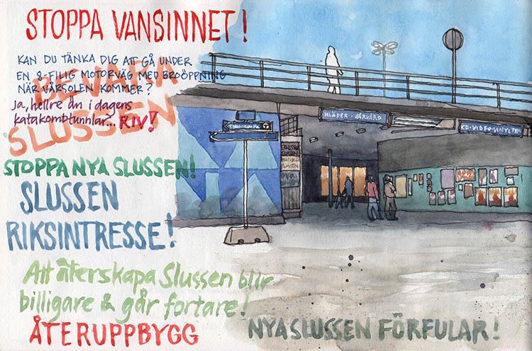 slussen_blabodar_protest1_140406
